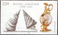 [The 500th Anniversary of the Birth of Wenzel Jamnitzer, 1508-1585, Typ CMF]