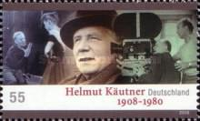 [The 100th Anniversary of the Birth of Helmut Käutner 1908-1980, type CMR]