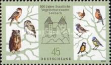 [The 100th Anniversary of the German Ornithological Observatorie in Seebach, type CMX]