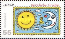 [EUROPA Stamps - Writing Letters, Typ CMY]