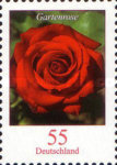 [Definitive Issue - Rose, Typ CNB]
