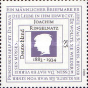 [The 125th Anniversary of the Birth of Joachim Ringelnatz, 1883-1934, Typ CNN]