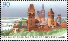 [The 1000th Anniversary of Tangermünde Castle, type COL]