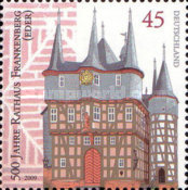 [The 500th Anniversary of Frankenberg City Hall, Typ COM]