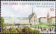 [The 600th Anniversary of the University of Leipzig, type CPN]
