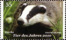 [Fauna - European Badger, type CQH]