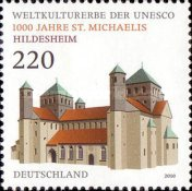 [UNESCO World Heritage - St. Michaelis Church, Hildesheim, Typ CQO]