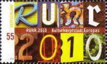 [Ruhr - Cultural Capital of Europe 2010, type CQQ]