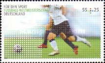 [Football World Cup - South Africa & Ice Hockey World Championship - Germany, Typ CQY]