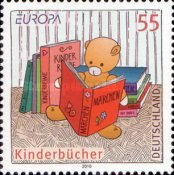 [EUROPA Stamps - Children's Books, type CRF]