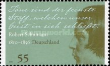 [The 200th Anniversary of the Birth of Robert Schumann, 1810-1856, type CRG]