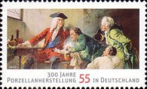 [The 300th Anniversary of German Porcelain Production, type CRN]