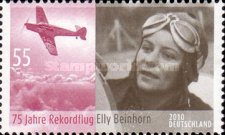[The 75th Anniversary of the Istanbul-Berlin Flight by Elly Beinhorn, 1907-2007, type CRU]