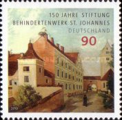 [The 150th Anniversary of the St. John Foundation for Disabled Persons, type CRW]