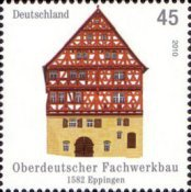 [Half Timbered Houses, type CSB]