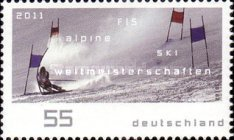 [Alpine World Ski Championships - Garmisch-Partenkirchen, Germany, Typ CSK]