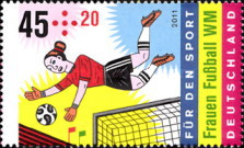 [Sports - Charity Stamps, type CTB]