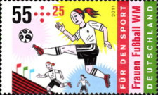 [Sports - Charity Stamps, type CTC]