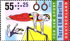 [Sports - Charity Stamps, type CTD]