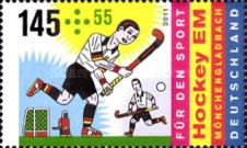 [Sports - Charity Stamps, type CTE]