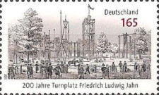 [The 200th Anniversary of the Friedrich Ludwig Jahn Gymnasium, type CTM]