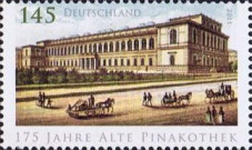[The 175th Anniversary of the Alte Pinakothek, type CUG]