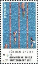 [Sports - Charity Stamps, type CVF]