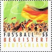 [German Football Enthusiasm, type CVK]