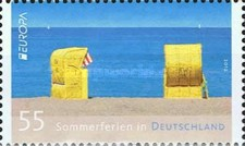 [EUROPA Stamps - Visit Germany, type CVM]