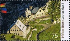 [Pfälzer Hütte - Joint Issue with Liechtenstein, type CVR]