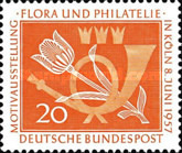 [The Exhibition of Flora and Philately, Typ CW]