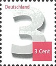 [Numeral Stamp, type CWP]