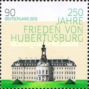 [The 250th Anniversary of the Hubertusburg Peace Treaty, Typ CXE]