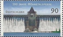 [The 100th Anniversary of the Möhnetalsperre Dam, Typ CXN]
