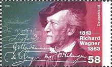 [The 200th Anniversary of the Birth of Richard Wagner, 1813-1883, Typ CXP]