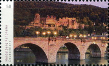 [Tourism - Germany's Most Beautiful Panoramas, Heidelberg, Typ CYK]