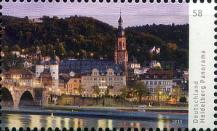 [Tourism - Germany's Most Beautiful Panoramas, Heidelberg, Typ CYL]