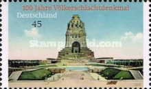 [The 100th Anniversary of the Monument to the Battle of the Nations, Typ CYP]