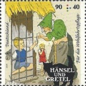 [Hansel and Gretel - Children in the Forest, Typ CZE]