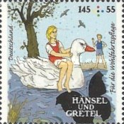 [Hansel and Gretel - Children in the Forest, Typ CZF]