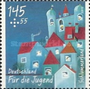 [Youth Philately, Typ DAL]