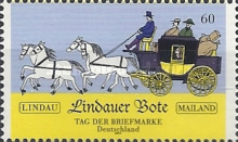 [Day of the Stamp - Lindauer Messenger, type DAO]