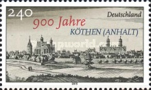 [The 900th Anniversary of the City of Köthen, type DBO]