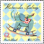 [EUROPA Stamps - Old Toys, type DCA]