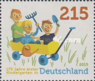 [The 175th Anniversary of the First Kindergarden in Germany, type DCG]