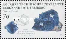 [The 200th Anniversary of Freiberg University of Mining and Technology, type DDI]
