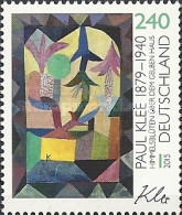 [The 75th Anniversary of the Death of Paul Klee, 1879-1940, type DDJ]