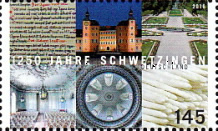 [The 1250th Anniversary of the City of Schwetzingen, Typ DDL]