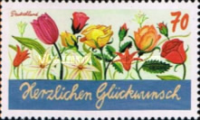 [Greetings Stamps, Typ DEH]