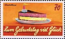 [Greetings Stamps, Typ DEI]